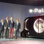 Toyota Unveils New e-Pallete Vehicle Concept at CES 2018