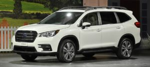 Subaru Projects Record-High Sales Volume for 2018