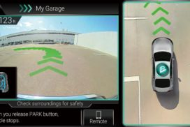 Hitachi Automotive Systems and Clarion Co-Develop Autonomous Park-by-Memory Technology