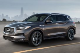 Nissan Looks to Introduce EVs to Infiniti Brand