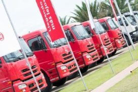 UD Trucks Brings New Vehicles to Latin America