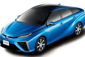 Toyota to Sell Mirai in Canada