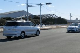 JARI Offers Pre-Road Test Service for Autonomous Vehicles