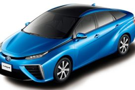 Toyota to Add Mirai Spin-off Model, Commercial and Industrial FCVs