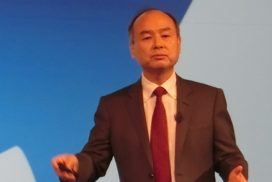 SoftBank CEO Masayoshi Son Looks to Set Standard in Mobility Services