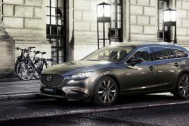 Mazda to Unveil New Mazda 6 Wagon Model at Geneva Motor Show
