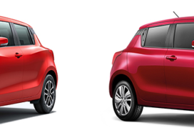 Suzuki Launches New Locally Produced Swift in India and Thailand