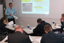 Calsonic Kansei Provides Training to Russian Suppliers