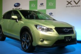 Subaru Readies to Relaunch Hybrid Model