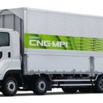 Isuzu Plans Field Test for New Heavy-Duty LNG Truck