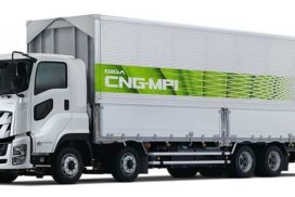 Isuzu Plans Field Test for New Heavy-Duty LNG Truck