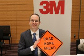 3M to Help Enable Practical Autonomous Driving by Using Road Signs