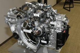 Toyota Announces Five New Powertrain Components