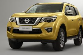 Nissan to Launch All-New Terra SUV in Asia