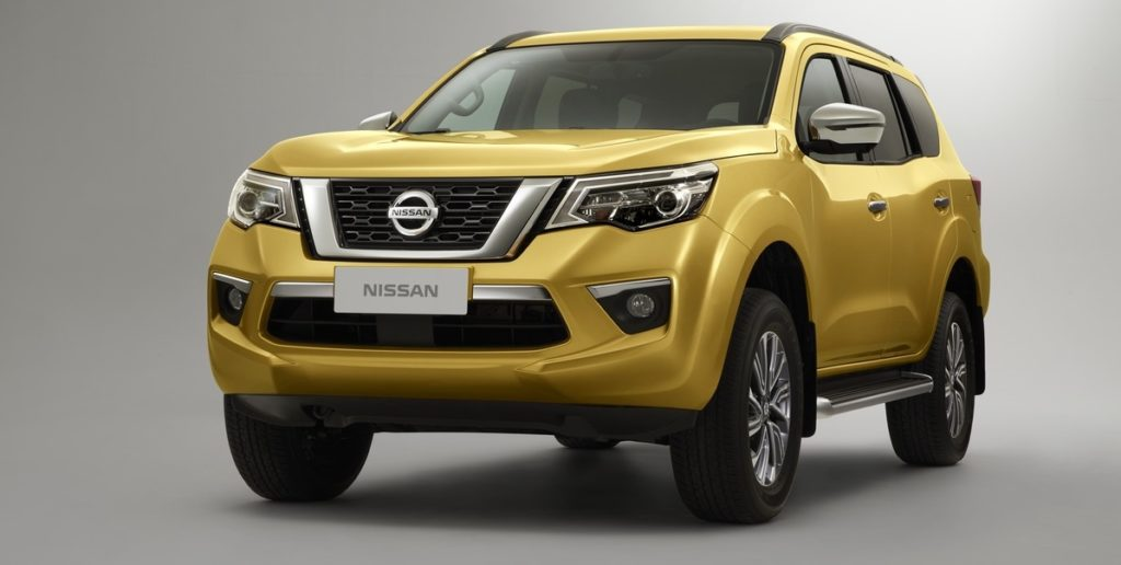 Nissan Emphasizes LCVs – Part 2: Boosting Sales of Body-on-Frame ...