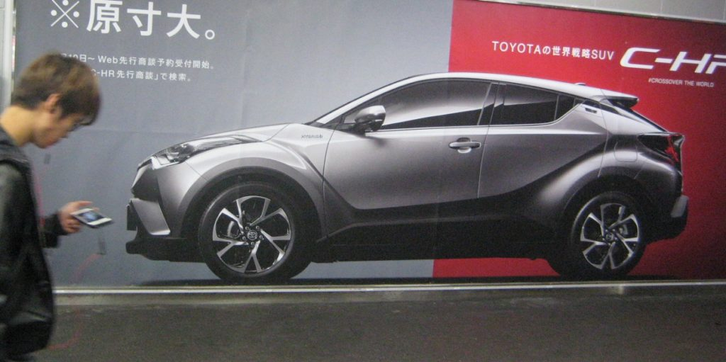 Domestic New Car Sales Down for Fifth Straight Month - Japan ...