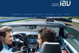Hitachi Industry & Control Solutions Enters Into Autonomous Driving Tie-up with IAV of Germany