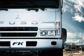 Mitsubishi Fuso to Launch New, Telematics-Equipped Truck in Indonesia