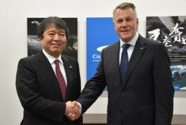 Calsonic Kansei Names Beda Bolzenius as Next Company President