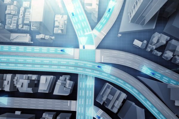 Japan to Extend Dynamic Map Technology to General Roads