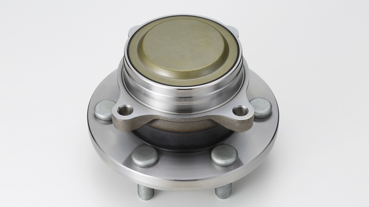 NSK Develops Next-Gen Bearing Unit With Integrated Hub Shaft