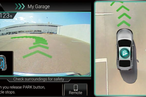 Clarion Draws Closer to Achieving Autonomous Parking Technology