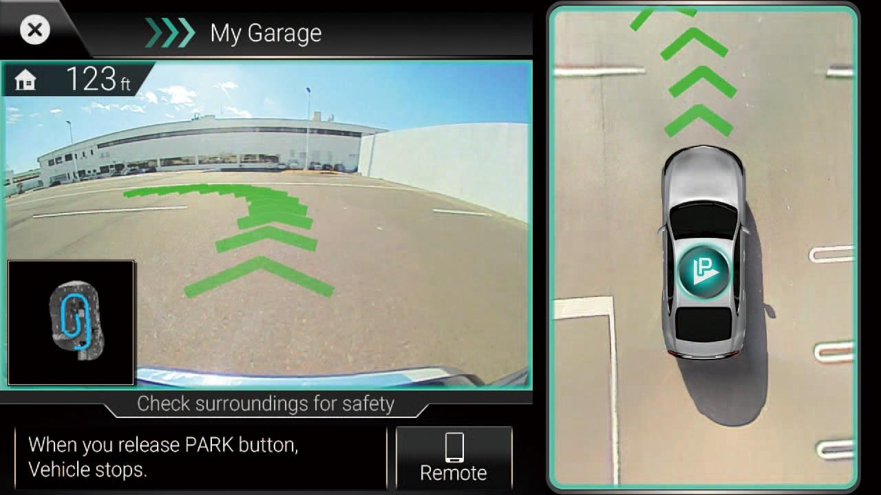 Clarion Draws Closer to Achieving Autonomous Parking Technology