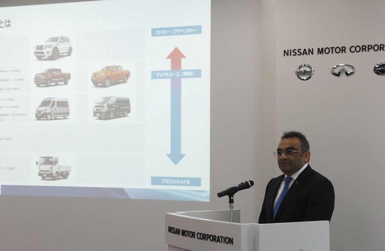 Nissan Emphasizes LCVs – Part 1: Striving for 40% Global Sales Growth