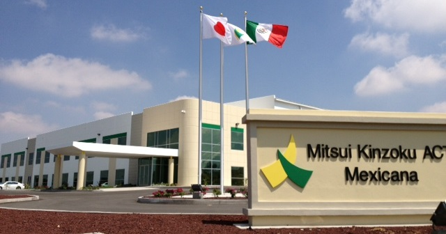 Mitsui Kinzoku ACT Plans to Consolidate Car Door Parts Production in Mexico
