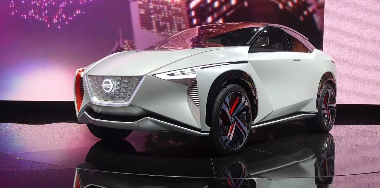 Nissan Sets Annual Sales Target of 1M Electrified Vehicles for 2022