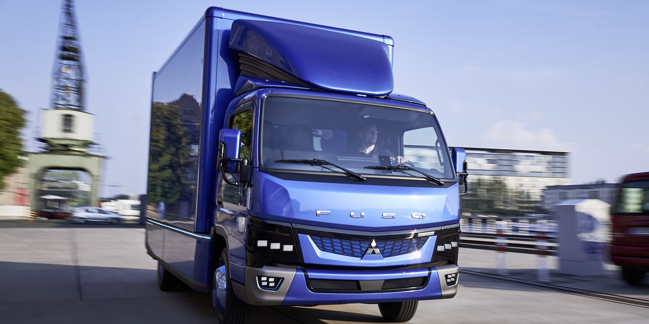 Mitsubishi Fuso Aims to Double Commercial Vehicle Sales in Thailand