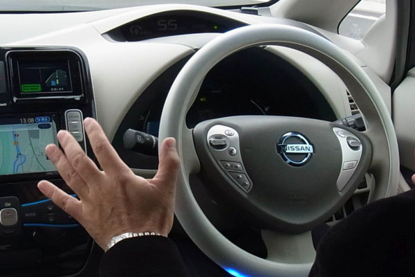 MIC Study Finds Heavy Increase in R&D Funds Going to Autonomous Driving