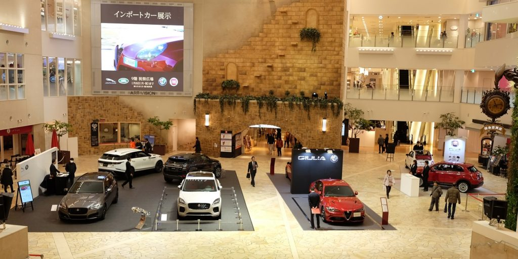 Japanese Sales of Foreign-Branded Cars Rise for Third Consecutive ...