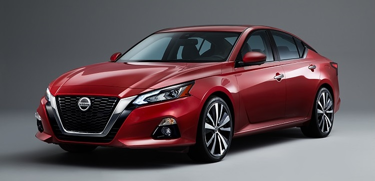 Nissan Reveals New Altima at New York Auto Show