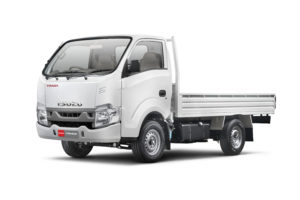 Isuzu Launches Traga Light-Duty Truck in Indonesia