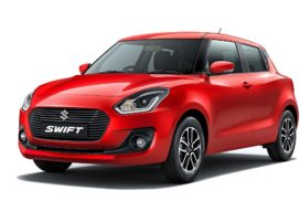 Suzuki Begins Exports of Indian-Made Swift to Africa