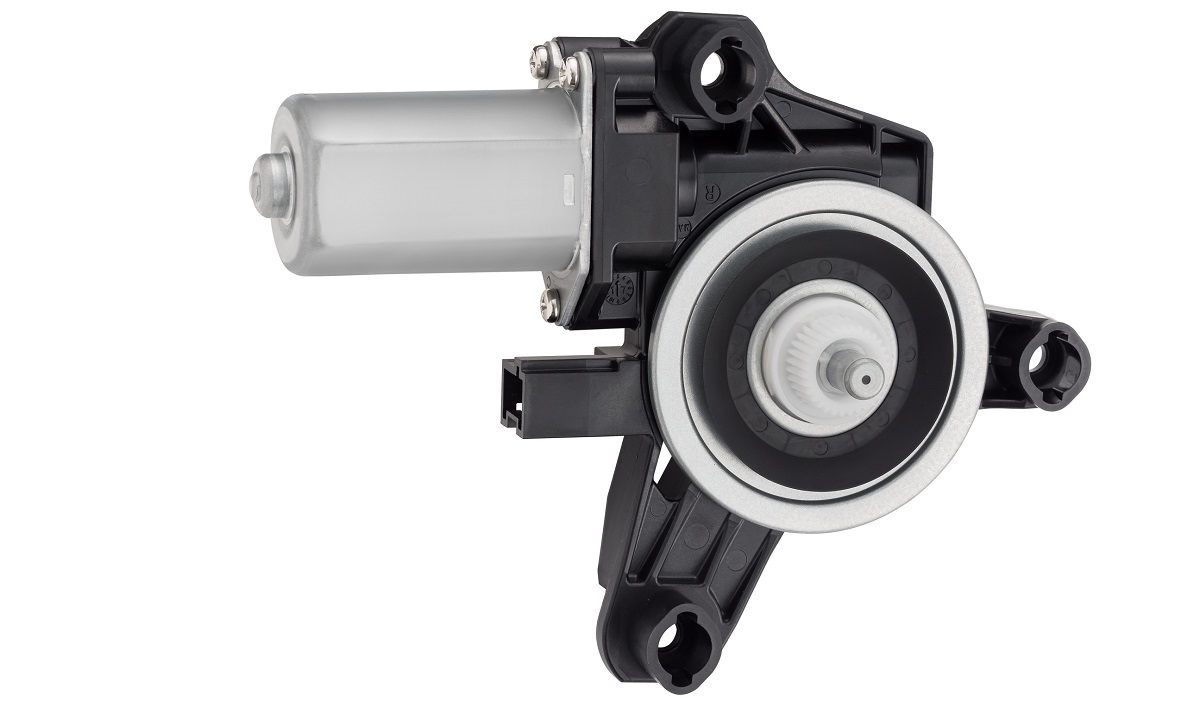 Mabuchi Motor Launches Three Compact, Lightweight New Motors for Power Windows