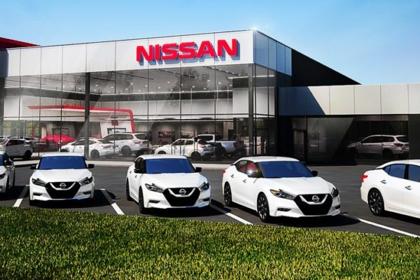 Nissan Goes for Global Brand Uniformity With New Retail Concept