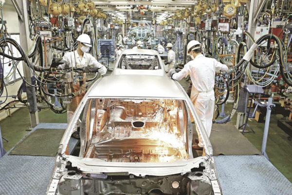JAMA Report: Automobile Production, Exports Show Steady Growth