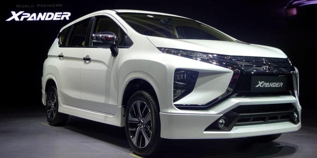 Mobil Baru Mitsubishi Buatan dari Indonesia
