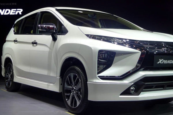 Mitsubishi Enjoys Robust Orders in Indonesia for New Xpander