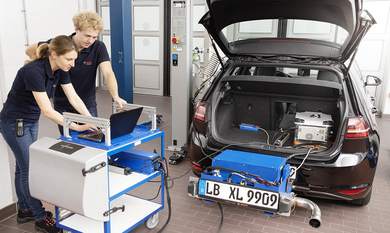 Bosch Develops Technology Able to Drastically Reduce NOx Emissions from Diesel Engines