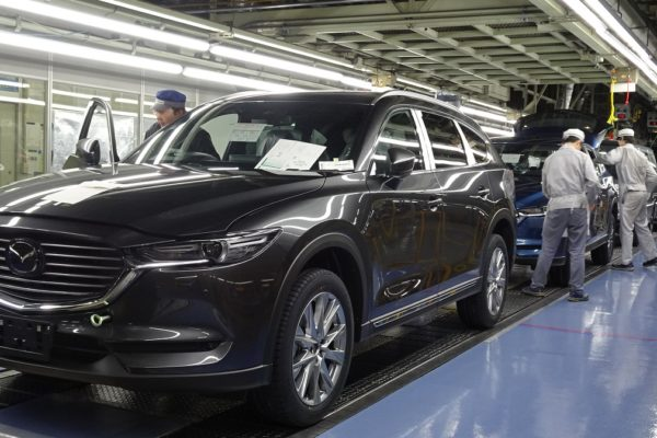 Mazda Makes Moves Toward Increased SUV Production – Part 1: Goals and Approaches