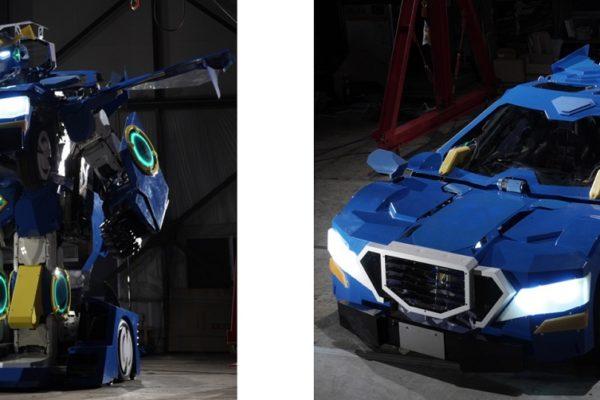 SoftBank Unveils EV Able to Transform Into Bipedal Robot