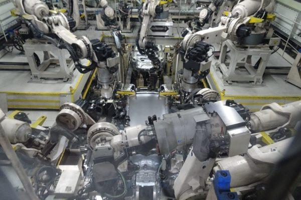 Mazda Makes Moves Toward Increased SUV Production – Part 2: Improving Robotics