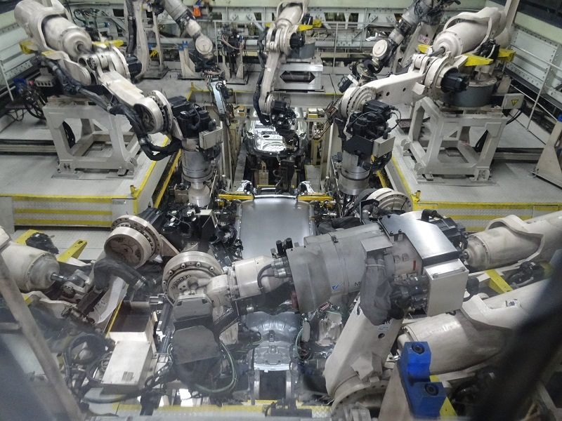 Mazda Makes Moves Toward Increased SUV Production – Part 2: Improving Robotics