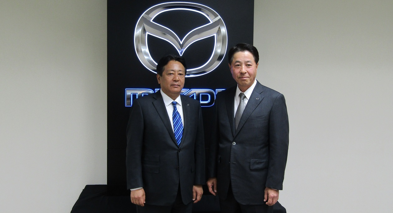Mazda Picks Akira Marumoto as New President, CEO