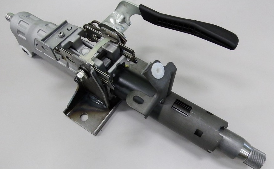 NSK Develops New Steering Gear Column With Collapsible Structure