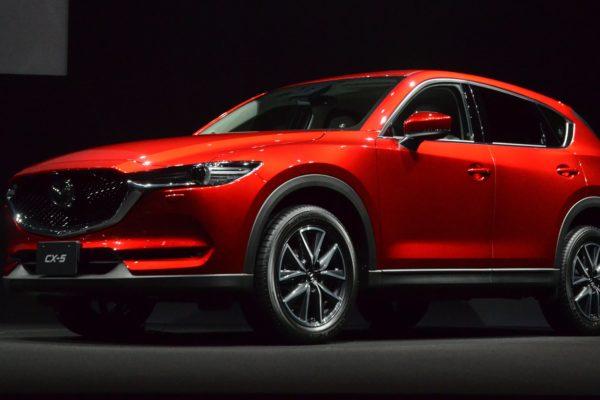 CX-5 Surge Sees Mazda Reach Full Capacity at Hofu Plant