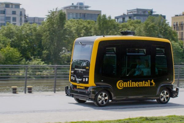 Continental Strengthens Self-Driving Technology Development in Japan